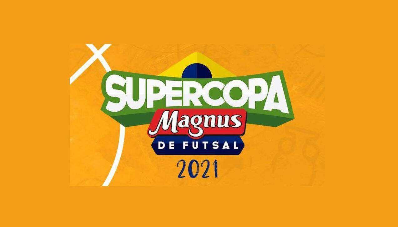Magnus Futsal recebe a Supercopa na Arena Sorocaba